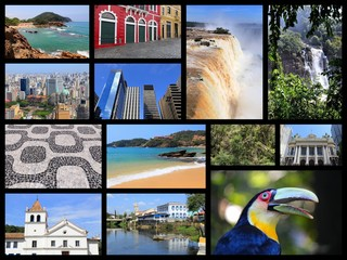 Photo sur Aluminium Amérique du Sud Brazil