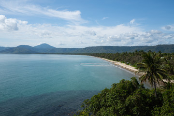 Port Douglas view looking out to 4 mile beach