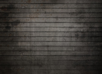 Metall Hintergrund Wand Schwarz Alt Dunkel und Schmutzig