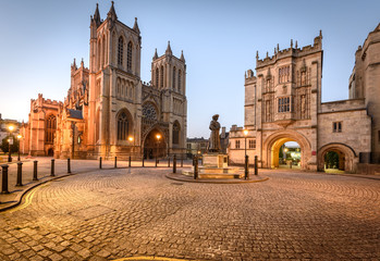 Bristol Cathedral UK