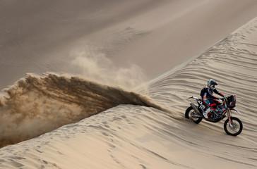 Dakar Rally - 2019 Peru Dakar Rally - Stage 9 Pisco, Peru