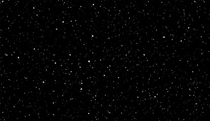 night sky with stars background