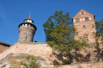 Imperial Castle of Nuremberg, Germany