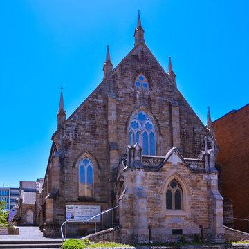 The Uniting Church in Australia, Wollongong Mission, 'The Church on the Mall' - Wollongong, NSW, Australia