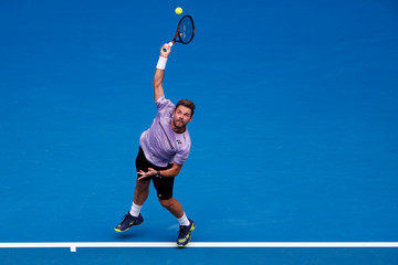 Tennis - Australian Open - Second Round