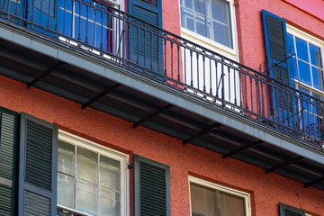 French Quarter New Orleans Balcony