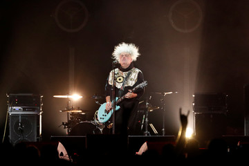 The Melvins perform during the I Am The Highway: A Tribute to Chris Cornell concert at The Forum in Inglewood, California
