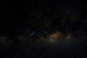 Spoed Foto op Canvas Heelal Stars and galaxy outer space sky night universe black starry background of starfield