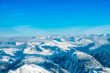 Arosa mountain summits