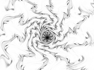 nice infinity of computer rendered visual art fractals - abstract design surrealism background wallpaper
