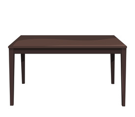 vector, isolated table