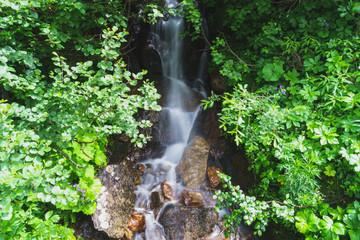 small Waterfall in Austria