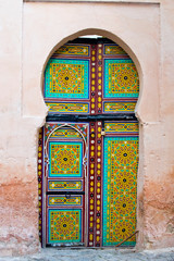 Traditional Moroccan ornaments and patterns