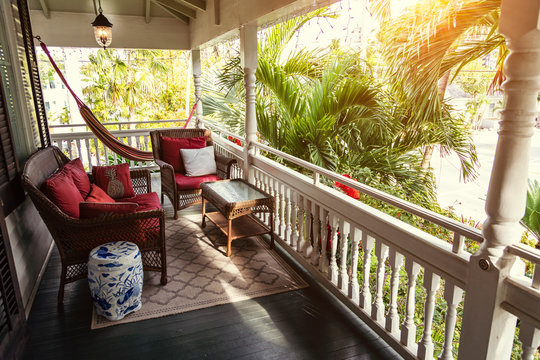 Generic Tropical porch