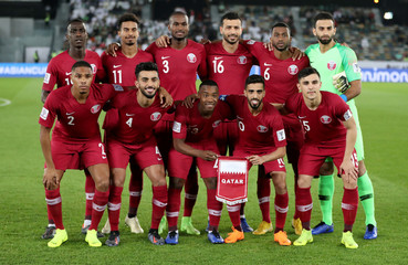 AFC Asian Cup - Group E - Saudi Arabia v Qatar