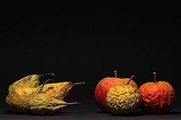 Konflikt zwischen Äpfeln und Birnen