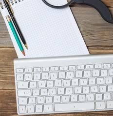 business computer keyboard