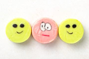 Lollipops with muzzle