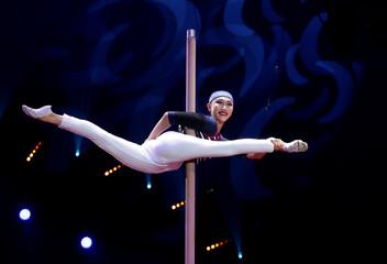 43rd Monte Carlo International Circus Festival