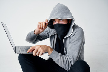 hacker hacks computer networks
