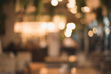 vintage abstract light bokeh background