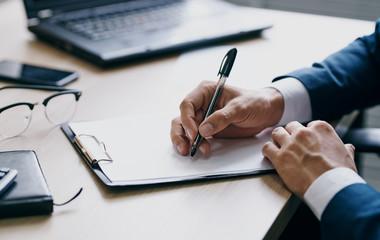 pen documents business
