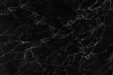 black marble pattern texture  abstract background