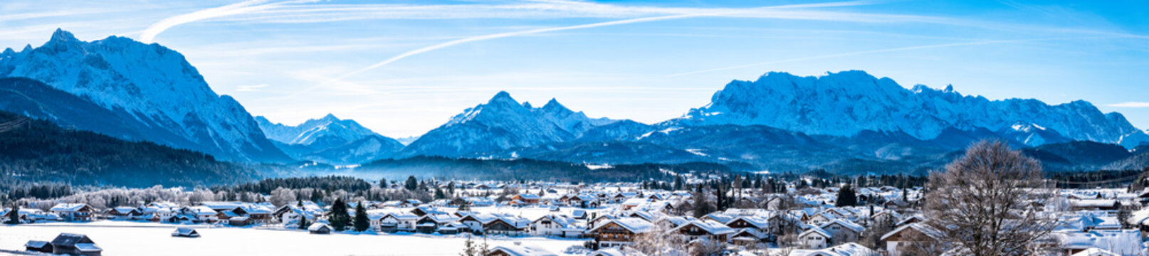 Wallgau - bavaria