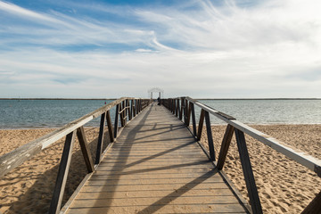 Puente al mar