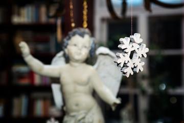 Figure of cute little angel