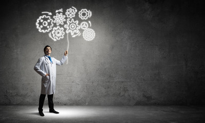 Effective mechanism for modern medical industry