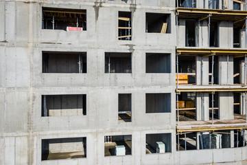 Fototapeta Budowa Developer- Budowa bloku obraz