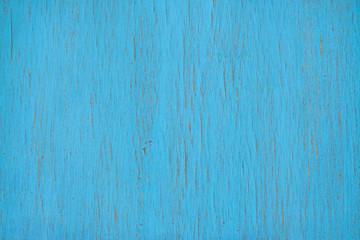 Wooden shabby blue background. Wallpaper for installation