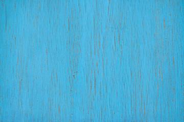 Wooden shabby blue background. Wallpaper for installation