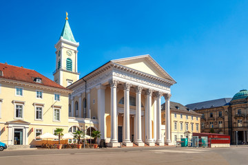 Karlsruhe, Stadtkirche