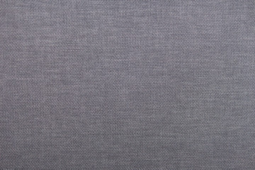Detailed textile brown grey fabric texture, background.
