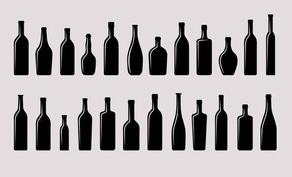 bottles ref set