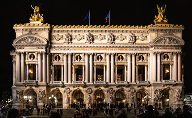 Paris académie nationale de musique