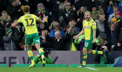 Championship - Norwich City v Birmingham City