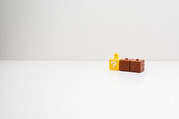Star and bricks