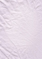 Natural linen white background