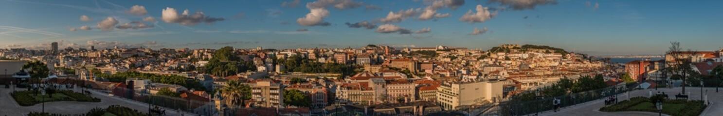 Lisbon Panorama VII