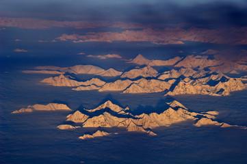 Aleutian Range, Alaska