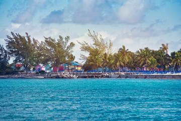 Princess Cays in Bahamas