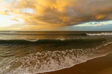 Sunset in Sambava