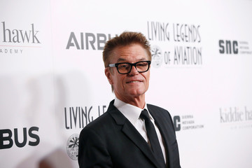 Actor Harry Hamlin arrives at the 16th Annual Living Legends of Aviation Awards in Beverly Hills
