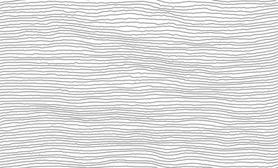 Vector illustration of the seamless pattern of the gray hand drawing lines on white background. EPS10.