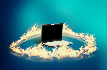 Laptop firewall