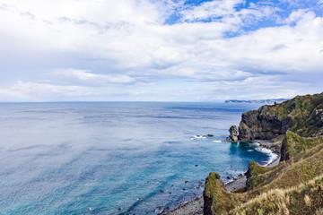 北海道 積丹 神威岬