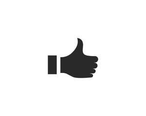 Thumb hand icon